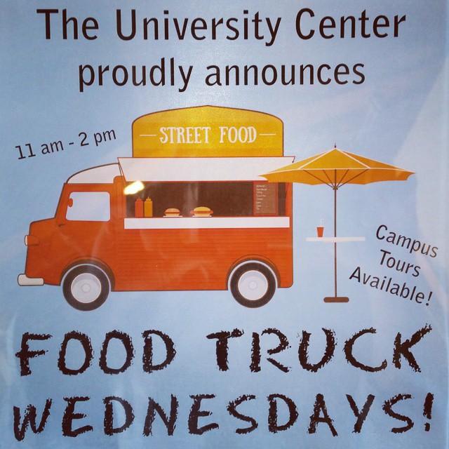 Food Truck Wednesdays!
